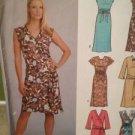 Simplicity Sewing Pattern 5190 Ladies / Misses Dress Size 4-10 Uncut