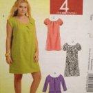 McCalls Sewing Pattern 5892 Ladies Misses Lined Dress Size 18W-24W Uncut