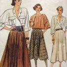 Vogue Sewing Pattern 9169 Ladies / Misses Skirts Size 8-12 Uncut