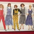 Butterick Sewing Pattern 4024 Ladies / Misses Jumper Jumpsuit Size 12-16 Uncut
