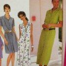 Simplicity Sewing Pattern 7591 Ladies / Misses Dress Size 8-12 Uncut
