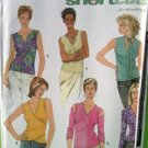 Simplicity Sewing Pattern 9567 Ladies Misses Knit Tops Size 14-20 Uncut