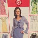 McCalls Sewing Pattern 5096 Ladies Misses Dress Shrugs Size 6-12 Uncut