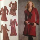 Simplicity Sewing Pattern 3556 Ladies / Misses Dress Size 12-20 Uncut