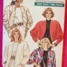 Butterick Sewing Pattern 6843 Ladies / Misses Jacket & Coat Size XS-M Uncut