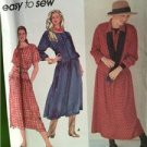 Simplicity Sewing Pattern 8599 Misses Ladies Loose Fitting Dress 12-16