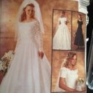Sewing Pattern No 7452 McCalls Brides and Bridesmaid Dress Size 12-16