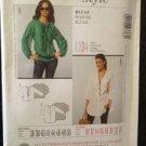 Burda Sewing Pattern No 7368 Ladies / Misses Shirt Size 10-24 Uncut New