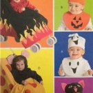 McCalls Sewing Pattern5501 STROLLER COVERS & HALLOWEEN Costumes Size 12-4