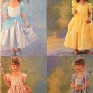 McCalls Sewing Pattern 3757 Childs Girls Princess Costumes Size 3-8 Uncut