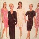 Simplicity Sewing Pattern 9352 Ladies / Misses Dress Size 18-22 Uncut