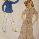 Sewing Pattern No 8932 Simplicity Ladies Dress or Top Size 12