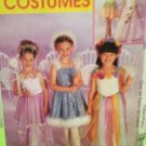 McCalls Sewing Pattern 2976 Childs / Girls Fairy Costumes Size 4-6 Uncut