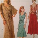 McCalls Sewing Pattern 4589 Misses Ladies Tops Bias Skirt Size 12-18