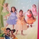 Simplicity Sewing Pattern 1792 Girls Child Fairy Costumes Size 4-8 Uncut New