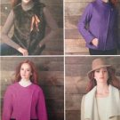Simplicity Sewing Pattern 1758 Ladies Misses Jackets Vest Size 16-24 Uncut