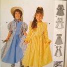 Burda Sewing Pattern 2525 Girls Childs Princess Costume Size 4-10 New Uncut