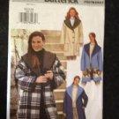 Butterick Sewing Pattern No 3596 Ladies Reversible Jacket Size XS-M