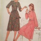 Sewing Pattern No 7952 Simplicity Ladies Dresses Size 10