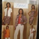 Butterick Sewing Pattern 5471 Ladies/Misses Jacket Tunic Dress Pants Size 6-12