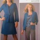 Simplicity Sewing Pattern 2474 Misses Ladies Jacket Top Pants Dress Size 10-18