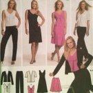 Simplicity Sewing Pattern 4697 Misses Ladies Knit Dress Jacket Pants Size 12-20