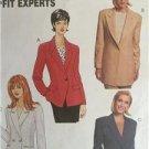 McCalls Sewing Pattern 8638 Misses Ladies Lined Jacket Size 14 Uncut