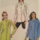 Vogue Sewing Pattern 8746 Ladies Misses Shirt Tunic Size 14-22 Uncut