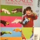 McCalls Sewing Pattern 6667 Crafts Mittens One Size