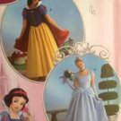 Simplicity Sewing Pattern 2813 Misses Cinderella Snow White Size 6-12 Uncut
