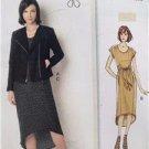 Lisette Sewing Pattern 0274 6169 Misses Dresses Jackets Size 6-14 UC