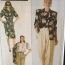 Simplicity Sewing Pattner 9188 Ladies / Misses Pants Skirt Blouse Size 10-16 UC