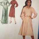 Sewing Pattern No 9108 Simplicity Ladies Dress Size 20