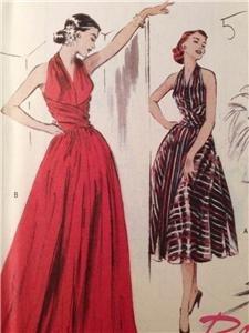 Butterick Sewing Pattern 4919 Misses Ladies Dress 14-20 Uncut