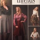 Simplicity Sewing Pattern 2758 Ladies Misses Pleated Skirts Two Lengths Sz 6-14