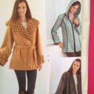 Simplicity Sewing Pattern 2208 Ladies / Misses Fleece Jacket Size XS-XL Uncut