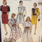 McCalls Sewing Pattern 5805 Ladies / Misses Dresses Uncut Size 10-14