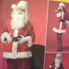 McCalls Sewing Pattern 5550 Ladies / Mens Santa Costume Size XL-XXXL