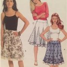 McCalls Sewing Pattern 5331 Ladies Misses Skirts Size 4-12 Uncut