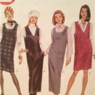 McCalls Sewing Pattern 8399 Jumper Two Lengths Size 12-16 UC Water Damaged