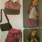Simplicity  Sewing Pattern 4768 Five Bags Uncut Accessories Fashion