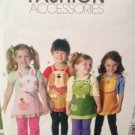 McCalls Crafts Sewing Pattern 6298 Childrens Aprons Uncut Home Decorating