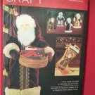 Vogue Sewing Pattern 8735 Santa Claus Father Christmas Ornament Uncut