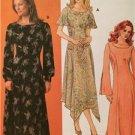 McCalls Sewing Pattern 4654 Ladies Misses Dresses Size 8-14 Uncut
