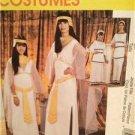 McCalls Sewing Pattern 4216 Childs Girls Cleopatra Greek Costumes Size 7-14 UC