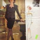 Vogue Sewing Pattern 1052 Ladies / Misses Skirt Jacket Size 18-22 Uncut