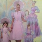 McCalls Sewing Pattern 4622 Kids Little Bo Peep Fairy Costume Size 3-8 UC
