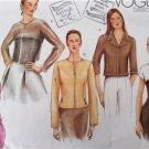 Vogue Sewing Pattern 2431  Misses Ladies Jacket Size 14-18 Uncut