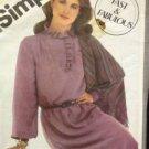 Simplicity Sewing Pattern 5276 Ladies / Misses Dress & Shawl Size 10-14 Uncut