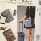 McCalls Sewing Pattern 6668 Fashion Accessories Cell Phone Computer Sleeves Bags